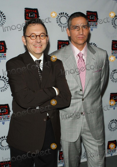 Jim Caviezel,Michael Emerson Photo - Paley Center For Media Presents an Evening with Person of Interest
