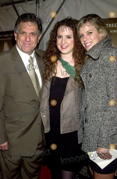 Les Moonves Photo - Archival Pictures - Globe Photos - 78456