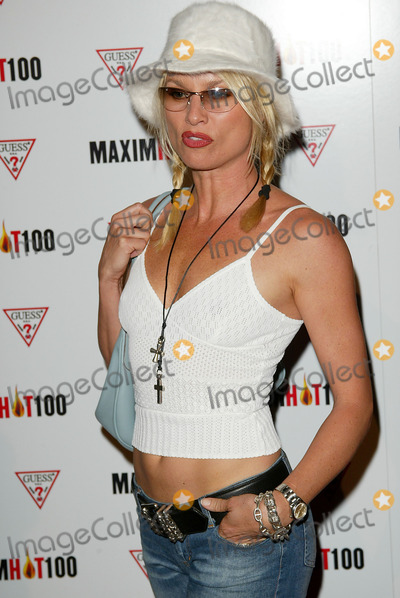 Nicolette Sheridan Photo - Maxim Magazine Hot 100 2002 Party