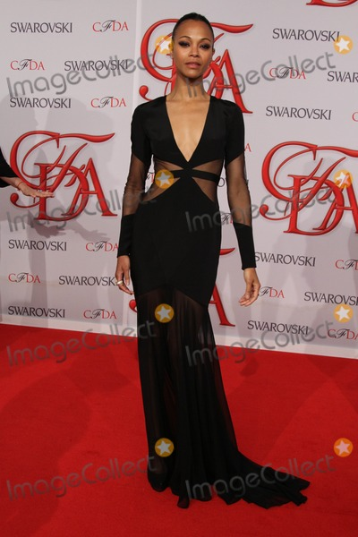 Zoe Saldana Photo - The 2012 Cfda Awards-nyc