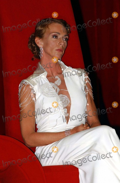 Maruschka Detmers Photo - Monte Carlo Grimaldi Forum 06282004 Opening Cerimony of the 44th International Festival of Television Maruschka Detmers Member of the Jury Fiction Photo by Marco PiovanottolapresseGlobe Photos