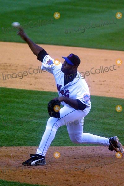 Armando Benitez Photo - NY Mets Vs Pittsburgh Pirates Shea Stadium NY 040102 Photo by John BarrettGlobe Photos Inc 2002 (D) Armando Benitez