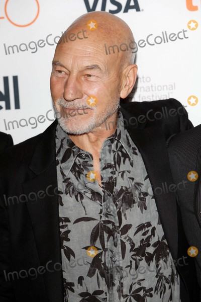Patrick Stewart Photo - Actor Patrick Stewart attends the Premiere of the Green Room During the 40th Toronto International Film Festival Tiff at Ryerson Theatre in Toronto Canada on 10 September 2015 Photo Alec Michael