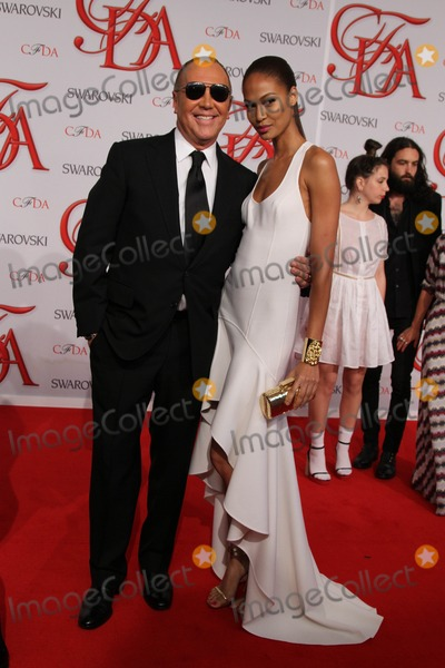 Joan Smalls,Michael Kors,Joan Small Photo - The 2012 Cfda Awards-nyc