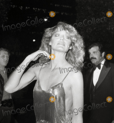 Farrah Fawcett,Farrah Fawcett-Majors Photos - Farrah Fawcett-majors Academy Awards 1978 Photo Nate CutlerGlobe Photos Inc