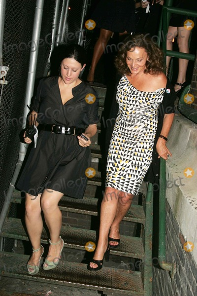 Diane Von Furstenberg,Marc Jacobs,Diane Furstenberg Photo - Archival Pictures - Globe Photos - 24800