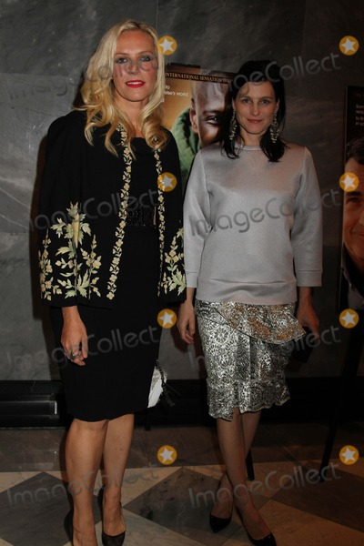 Keren Craig,Harvey Weinstein Photo - The Intouchables Screening-nyc