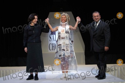 Fiona Gelin Photo - Imapress Ph  Yannis Vlamos 8me Edition Du Salon Du Chocolat Au Caroussel Du Louvre a Paris Elisabeth DE Senneville Fiona Gelin Benoit Digeon ImapressGlobe Photos Inc