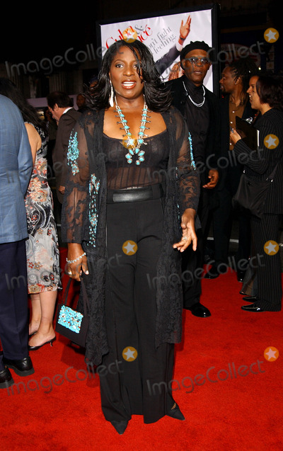 LaTanya Richardson,Grauman's Chinese Theatre,Temptations Photo - The Fighting Temptations Premiere