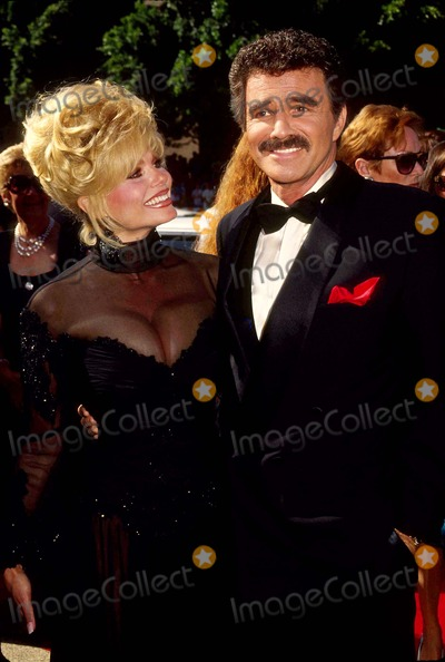 Loni Anderson,Burt Reynolds Photo - Archival Pictures - Globe Photos - 48517