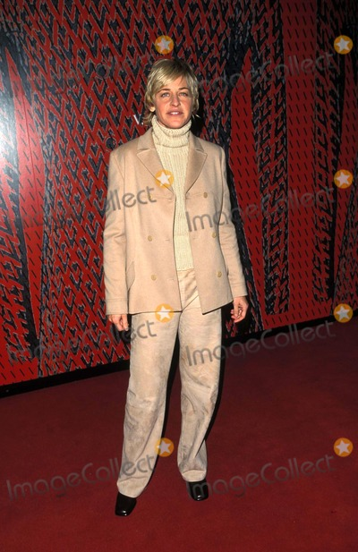 Ellen Degeneres,Valentino,Ellen DeGeneres] Photo - Archival Pictures - Globe Photos - 38725
