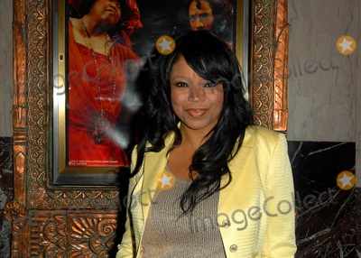 Shanice,Shanice Wilson Photo - The Opening of the Broadway Play the Color Purple