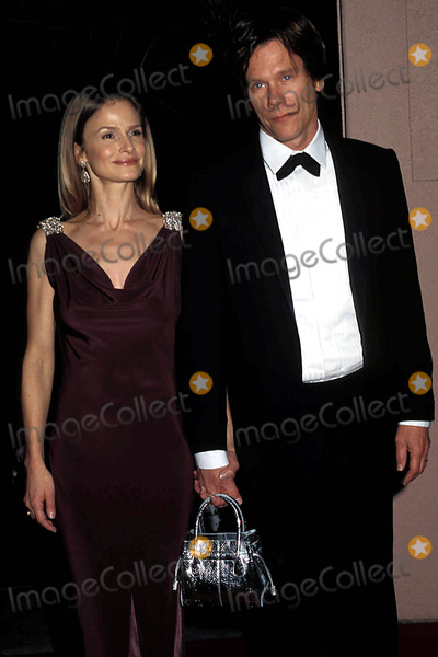 Clive Davis,Kevin Bacon,Kyra Sedgwick Photo - Archival Pictures - Globe Photos - 54274