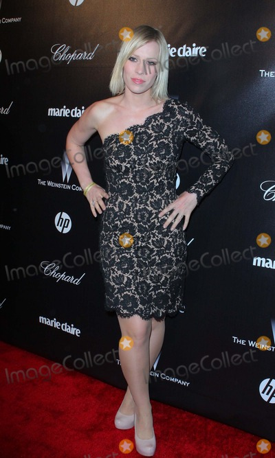 Natasha Beddingfield Photo - The Weinstein Companys 2012 Golden Globe Awards After Party - Arrivals