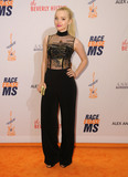 Dove Cameron Photo - 15 April 2016 - Beverly Hills California - Dove Cameron Arrivals for the 23rd Annual Race To Erase MS Gala held at Beverly Hilton Hotel Photo Credit Birdie ThompsonAdMedia