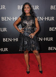 Omarosa Photo - 16 August 2016 - Hollywood California Omarosa Manigault Los Angeles premiere of Ben-Hur held at TCL Chinese Theatre Photo Credit Birdie ThompsonAdMedia