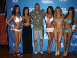 Chuck Liddell Photo - 05 July 2012 - Las Vegas Nevada - Vanessa Hanson Arianny Celeste Chuck Liddell Rachelle Leah Chrissy Blair Kenda Perez Chuck Liddell Arianny Celeste and UFC Octagon Girls host official UFC Fight Week Pool Party at Palms Pool  BungalowsPhoto Credit MJTAdMedia