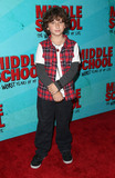 August Maturo Photo - 05 October 2016 - Hollywood California - August Maturo Middle School The Worst Years Of My Life Los Angeles Premiere held at TCL Chinese 6 Theatres Photo Credit F SadouAdMedia