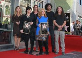 Alice in Chains Photo - 25 September 2012 - Hollywood California - Rita Wilson Ann  Nancy Wilson of Heart with members William Duvall Sean Kinney Jerry Cantrell and Mike Inez of Alice in Chains Ann Wilson Nancy Wilson Heart is honored with a Hollywood Star Held On The Hollywood Walk of Fame Hollywood Photo Credit Kevan BrooksAdMedia