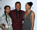 Anthony Anderson Photo - 24 October 2016 - Beverly Hills California - Yara Shahidi Anthony Anderson and Tracee Ellis Ross 23rd Annual ELLE Women In Hollywood Awards held at the Four Seasons Hotel Beverly Hills Photo Credit AdMedia