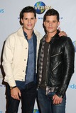 Charlie Carver Photo - 26 January 2014 - Los Angeles California - Max Carver Charlie Carver Universal Music Group 2014 Post Grammy Party held at The Theatre at Ace Hotel Photo Credit Byron PurvisAdMedia