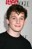 Anton Yelchin Photo - 19 June 2016 - Los Angeles California - Star Trek Actor Anton Yelchin Killed at 27 in Freak Car Accident Yelchin was due to meet friends for a rehearsal After not hearing from him for hours his friends went to his home in Studio City at 1 am and found Yelchin pinned between his car and a brick wall His driveway is on an incline and his car was found still running and in neutral File Photo 20 September 2006 - West Hollywood California Anton Yelchin Teen Vogues Young Hollywood Issue Party at the Sunset Tower Hotel Photo Credit Byron PurvisAdMedia