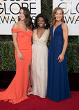 Aly Raisman Photo - 08 January 2016 - Beverly Hills California - Aly Raisman Gabby Douglas and Madison Kocian74th Annual Golden Globe Awards held at the Beverly Hilton Photo Credit HFPAAdMedia
