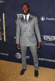 Aldis Hodge Photo - 17 February 2017 - Beverly Hills California - Aldis Hodge BET 2017 American Black Film Festival Honors Awards held at The Beverly Hilton Hotel Photo Credit AdMedia