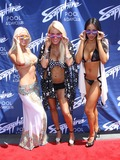 Charlie Sheen Photo - 25 May 2013 - Las Vegas NV -  Crystal Hefner Guest Crystal Hefner helps Sapphire Pool and Day Club kick off Memorial Day Weekend at Sapphire Gentlemans club  Charlie Sheen failed to show for his scheduled appearancePhoto Credit mjtAdMedia