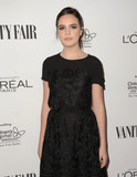 Bailee Madison Photo - 26 February 2016 - West Hollywood California - Bailee Madison Arrivals for the Vanity Fair LOreal Paris  Hailee Steinfeld Host DJ Night held at Palihouse Holloway Photo Credit Birdie ThompsonAdMedia