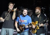 Clay Cook Photo - May 12 2012 - Atlanta GA - Zac Brown and his band made a stop on their tour at Aarons Amphitheater in Atlanta GA where they performed their hits for a packed house Photo credit Dan HarrAdMedia