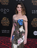 Ann Hathaway Photo - 24 May 2016 - Hollywood California - Anne Hathaway Arrivals for the Premiere Of Disneys Alice Through The Looking Glass held at El Capitan Theater Photo Credit Birdie ThompsonAdMedia
