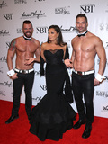 Chippendales Dancers Photo - 28 January 2017 - Las Vegas NV -   Vanessa Williams Chippendales  Nevada Ballet Theatre presents the 33rd annual Black  White Ball honoring Vanessa Williams as its 2017 Woman of the Year at the Aria Las Vegas   Photo Credit MJTAdMedia