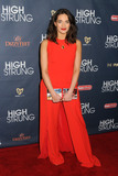 Anabel Kutay Photo - 29 March 2016 - Hollywood California - Anabel Kutay High Strung Los Angeles Premiere held at the TCL Chinese 6 Theatre Photo Credit Byron PurvisAdMedia