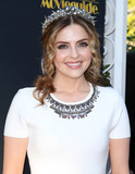 Jen Lilley Photo - 05 February 2016 - Los Angeles California - Jen Lilley 24th Annual MovieGuide Awards 2016 held at the Universal Hilton Hotel Photo Credit AdMedia