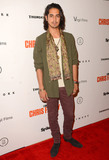 Avan Jogia Photo - 29 July 2015 - Hollywood California - Avan Jogia Arrivals for Network Entertainment Virgil Films and Spike TVs Los Angeles Premiere of I Am Chris Farley  held at The Linwood Dunn Academy Theater Photo Credit Birdie ThompsonAdMedia