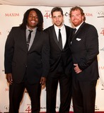 Aaron Rodgers Photo - 03 May 2013 - Louisville Kentucky - Aaron Rodgers Josh Boyd Eric Wood MAXIM Fillies  Stallions Derby Eve Party 2013 hosted by Makers 46 and Blackrock Thoroughbreds held at Mellwood Art and Entertainment Center Photo Credit Ryan PavlovAdMedia