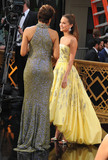 Alicia Vikander Photo - 28 February 2016 - Hollywood California - Robin Roberts Alicia Vikander 88th Annual Academy Awards presented by the Academy of Motion Picture Arts and Sciences held at Hollywood  Highland Center Photo Credit Byron PurvisAdMedia