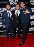 Ash Avildsen Photo - 10 March 2015 - Los Angeles California - Joseph Cassiere Ash Avildsen Lorenzo Antonucci  Arrivals for the Los Angeles premiere of What Now held at Laemmle Music Hall Photo Credit Birdie ThompsonAdMedia