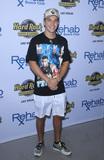 Austin Mahone Photo - 08 April 2017 - Las Vegas Nevada - Austin Mahone Austin Mahone celebrates his 21st birthday at Las Vegas hottest dayclub REHAB Beach Club at Hard Rock Hotel  Casino Photo Credit MJTAdMedia