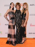 Amelia Hamlin Photo - 05 May 2017 - Beverly Hills California - Amelia Hamlin Lisa Rinna Delilah Hamlin 24th Annual Race to Erase MS Gala held at Beverly Hilton Hotel in Beverly Hills Photo Credit Birdie ThompsonAdMedia