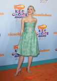 Dove Cameron Photo - 11 March 2017 -  Los Angeles California - Dove Cameron Nickelodeons Kids Choice Awards 2017 held at USC Galen Center Photo Credit Faye SadouAdMedia
