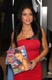 Arianny Celeste Photo - 03 December 2010 - Las Vegas Nevada - Arianny Celeste  Arianny Celeste signs copies of the November 2010 Playboy at the Playboy Store at the Forum Shops at Caesars Palace Resort Hotel and Casino Photo MJTAdMedia