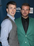 SCOTT EVANS Photo - 20 April 2013 - Los Angeles California - Chris Evans Scott Evans brother 24th Annual GLAAD Media Awards held at JW Marriott LA LIVE Photo Credit Russ ElliotAdMedia