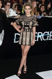 Kiernan Shipka Photo - 18 March 2014 - Westwood California - Kiernan Shipka Divergent Los Angeles Premiere held at The Regency Bruin Theatre Photo Credit Russ ElliotAdMedia