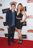 Chad Duell Photo - 20 July 2016 - Hollywood California Chad Duell Courtney Hope The opening of Cabaret held at the Hollywood Pantages Theater Photo Credit Birdie ThompsonAdMedia