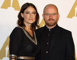 Adele Romanski Photo - 6 February 2017 - Los Angeles California - James Laxton with Adele Romanski 89th Oscars Nominees Luncheon held in the Grand Ballroom at the Beverly Hilton Hotel in Beverly Hills Photo Credit AdMedia