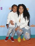 Blac Chyna Photo - 11 March 2017 -  Los Angeles California - Blac Chyna Dream Renee Kardashian Nickelodeons Kids Choice Awards 2017 held at USC Galen Center Photo Credit Faye SadouAdMedia