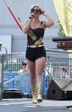 Maggie Rose Photo - 11 June 2016 - Nashville Tennessee - Maggie Rose 2016 CMA Music Festival at Chevrolet Cruze Park Stage Photo Credit Laura FarrAdMedia