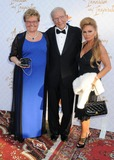 Alfred Mann Photo - 13 October 2013 - Beverly Hills California - Claude Mann Alfred Mann Suzan Hughes 10th Annual Alfred Mann Foundation Gala held at 9100 Wilshire Blvd Photo Credit Byron PurvisAdMedia